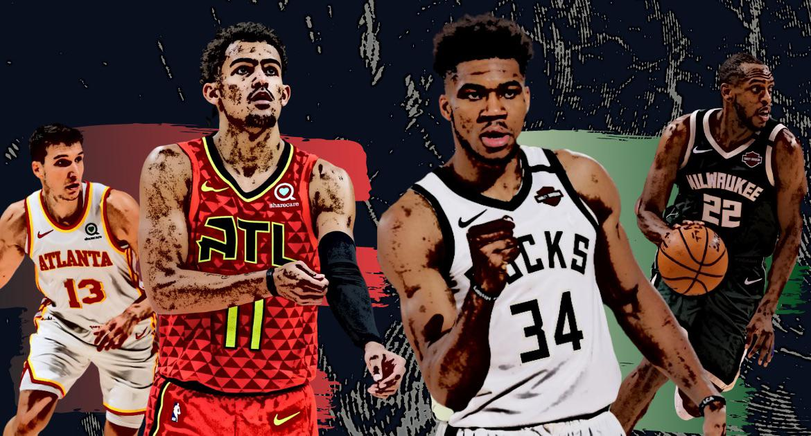 NBA Playoffs 2021 Eastern Conference Finals Preview - Bucks vs. Hawks