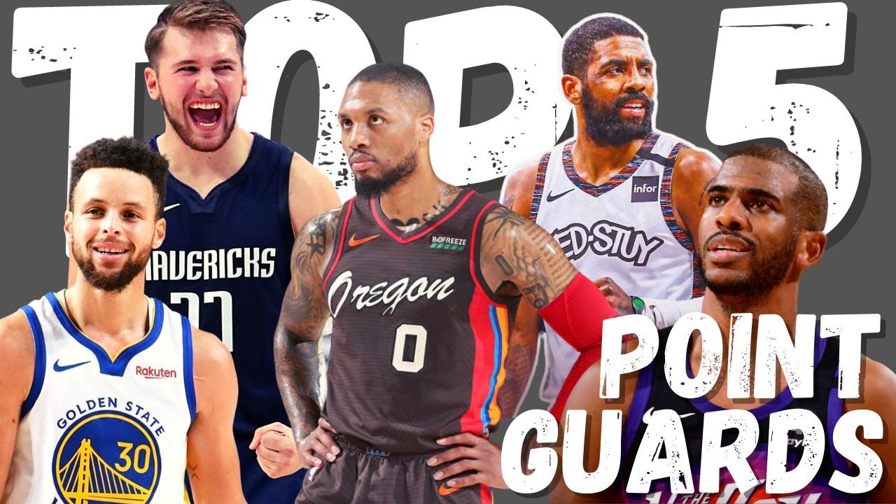 Top 5 NBA Point Guard