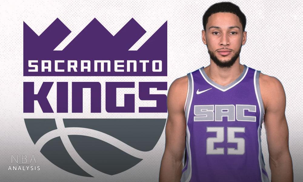 NBA Trade Gerüchte - Ben Simmons Sacramento Kings