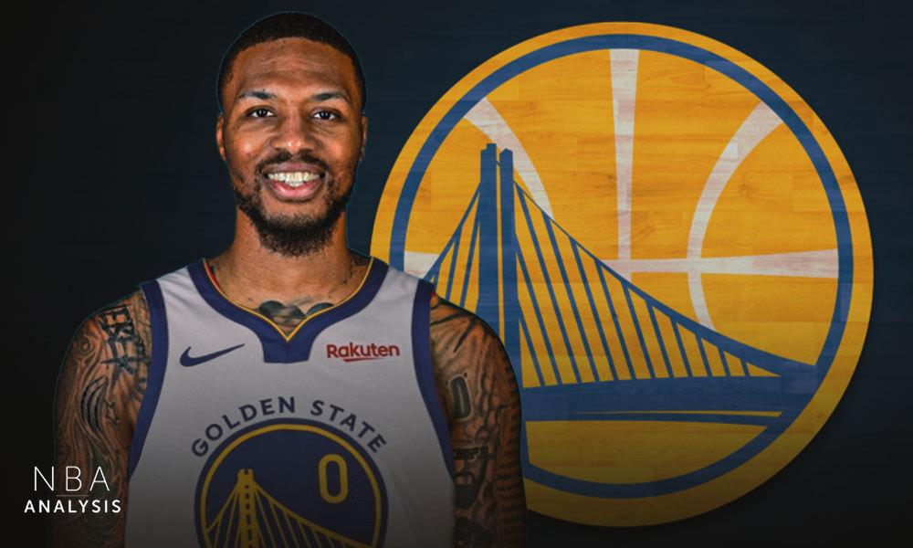 NBA Trade Gerüchte - Damian Lillard Golden State Warriors