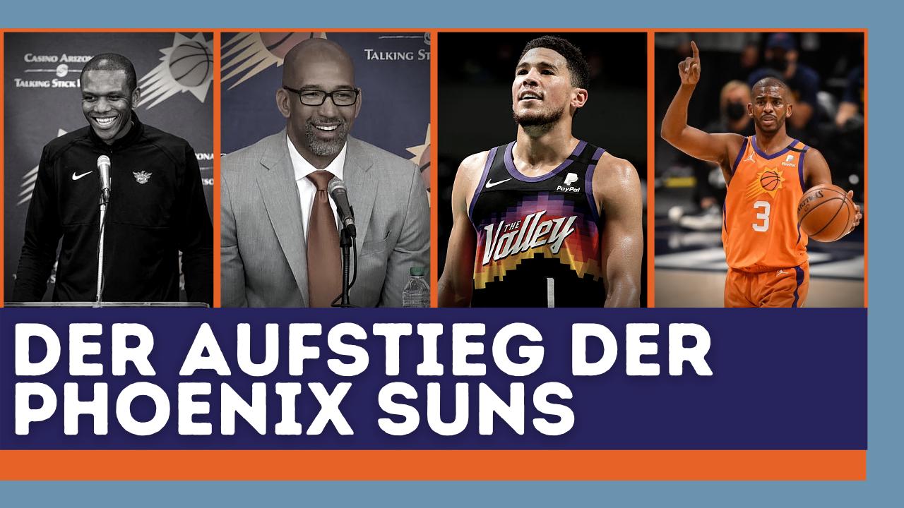 Der Aufstieg der Phoenix Suns