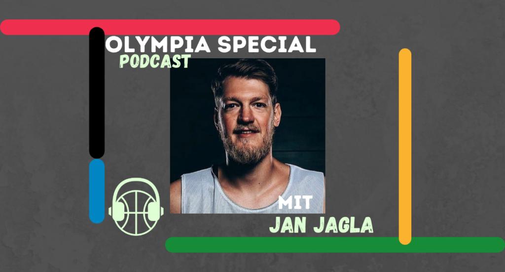 Olympia Basketball - Special Podcast mit Jan Jagla