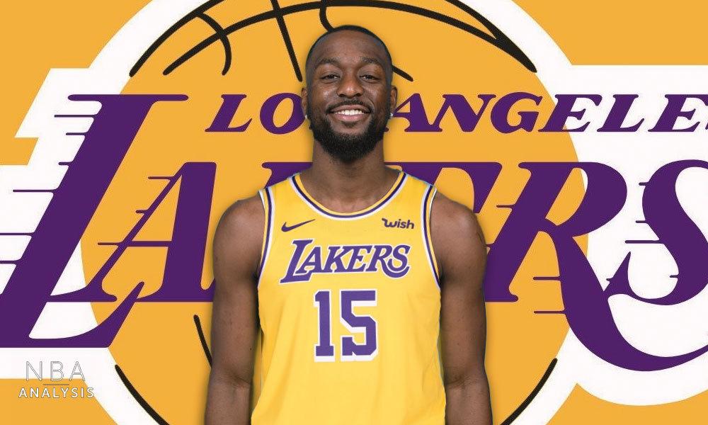 NBA Trade Gerüchte - Kemba Walker Los Angeles Lakers