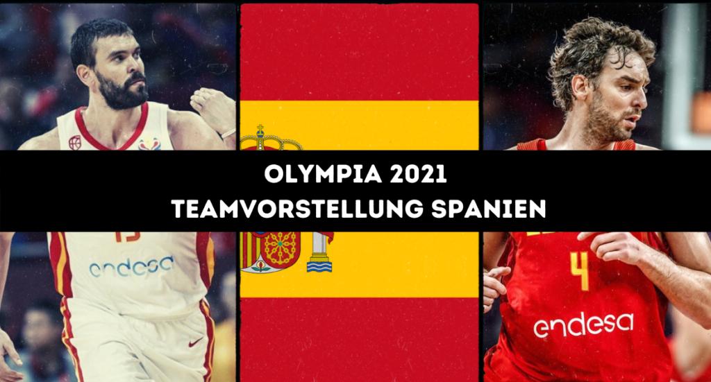 Olympia 2021 Teamvorstellung Spanien