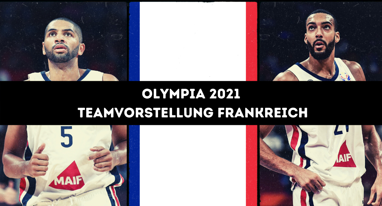 Olympia 2021 Teamvorstellung Frankreich