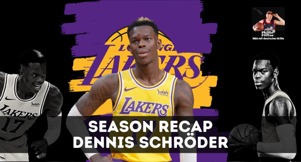 Season Recap - Dennis Schröder