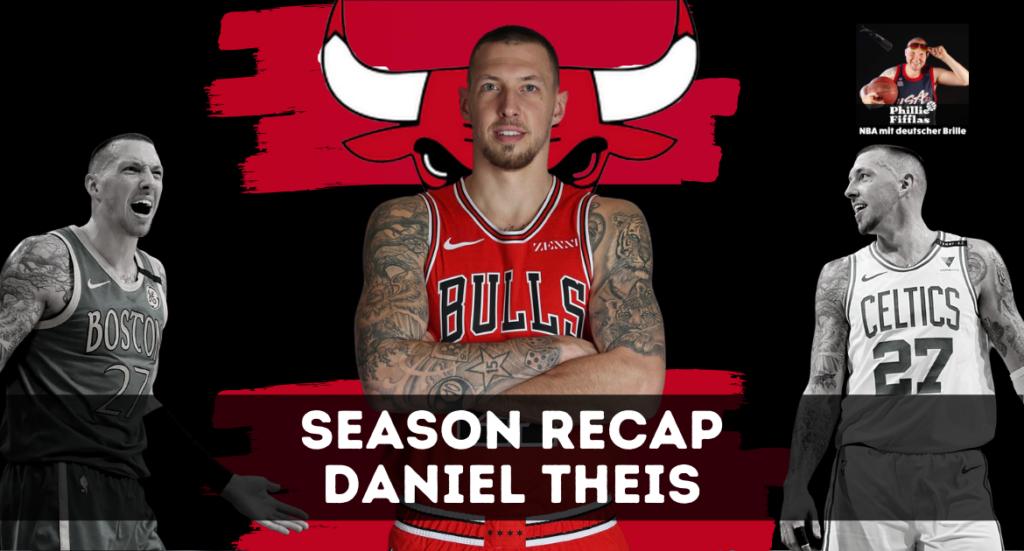 Season Recap Daniel Theis