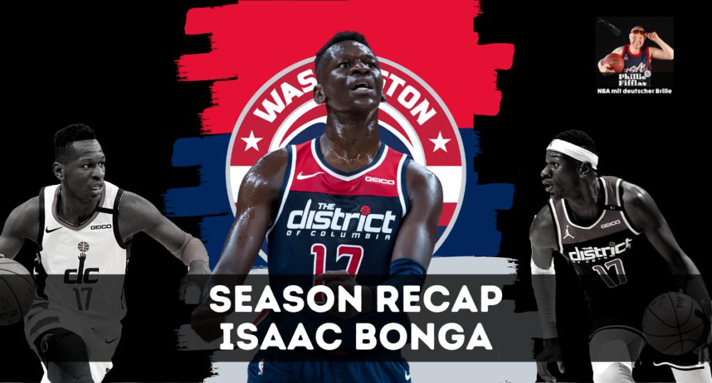 Season Recap - Isaac Bonga