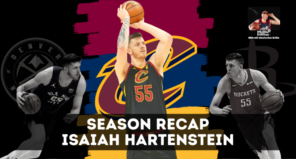 Season Recap - Isaiah Hartenstein 21