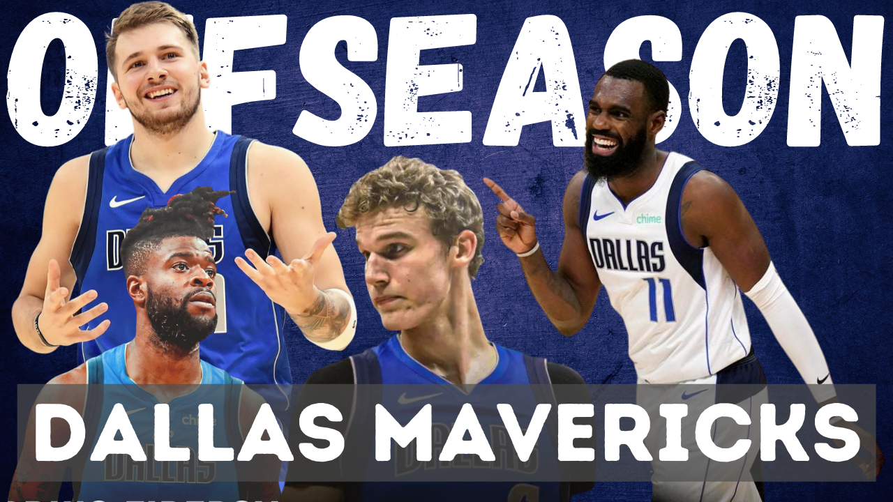 Dallas Mavericks NBA Offseason Luka Doncic