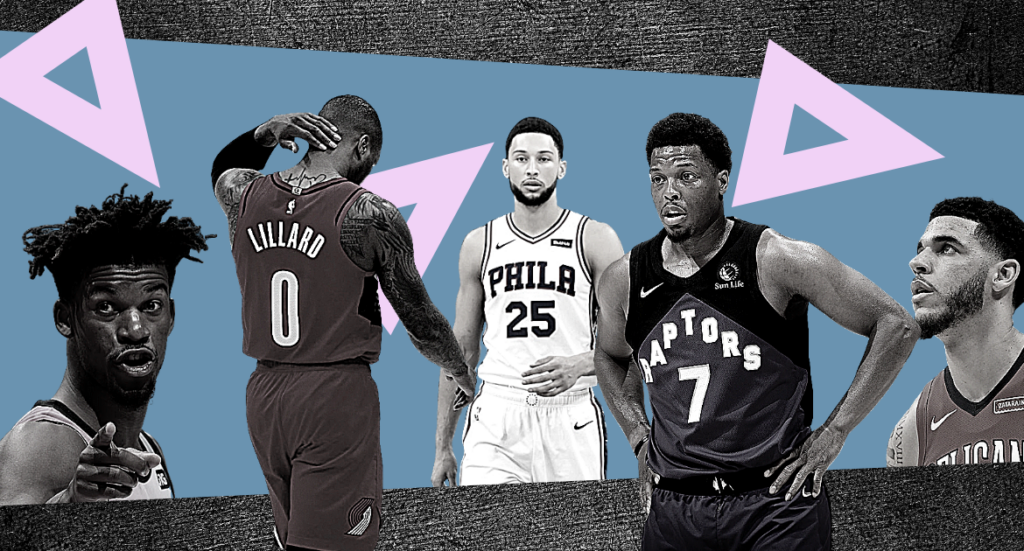 NBA Free Agency 2021 - Eastern Conference