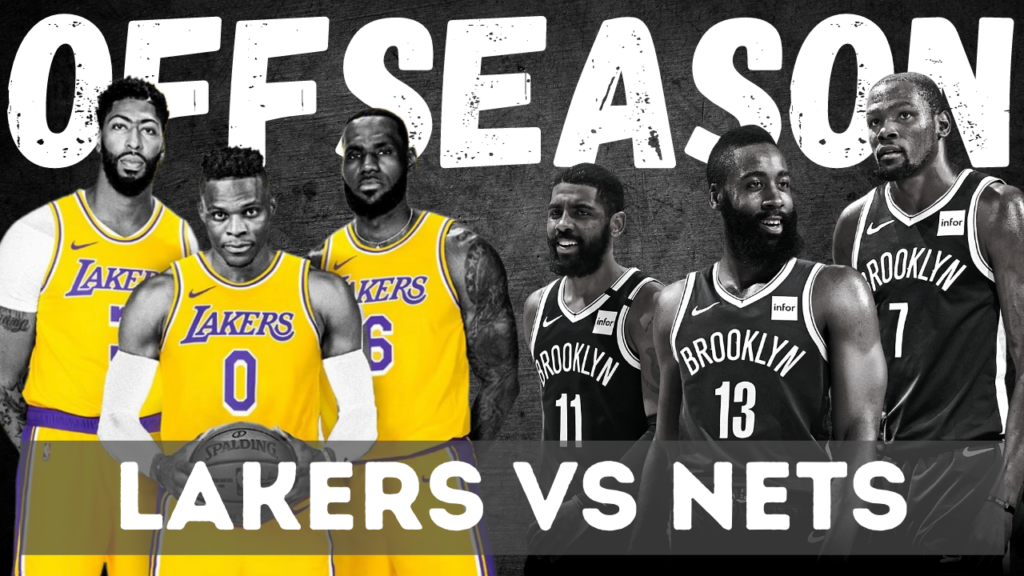 Los Angeles Lakers Brooklyn Nets