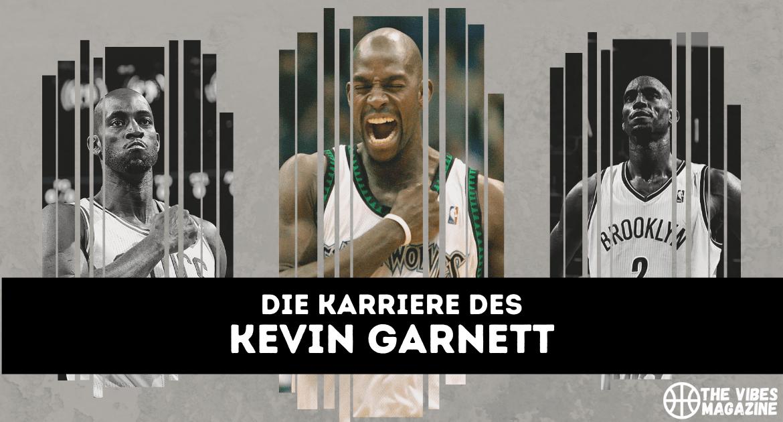 Die Karriere des Kevin Garnett