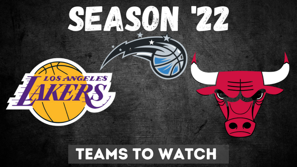 Teams to watch