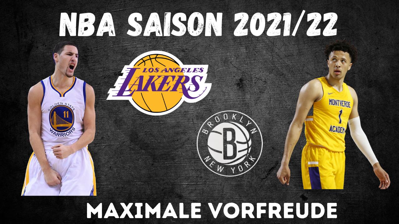 NBA Saison 2021/22- Der Hype ist real