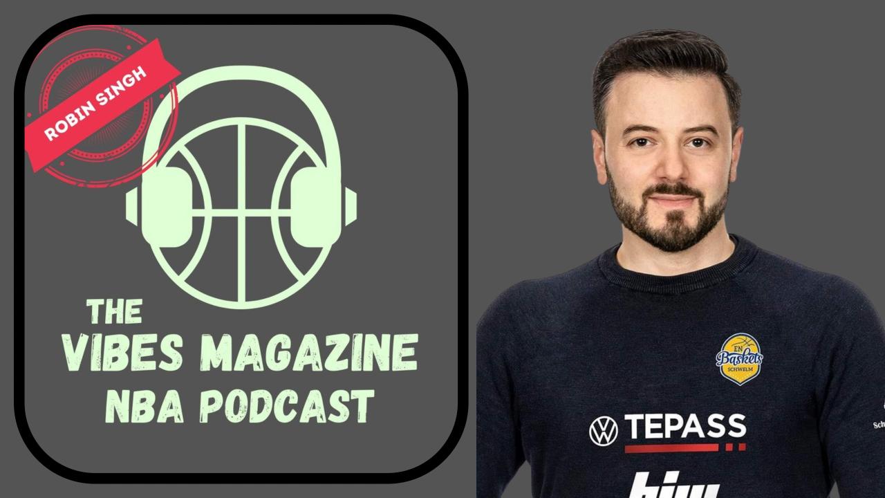 podcast robin singh