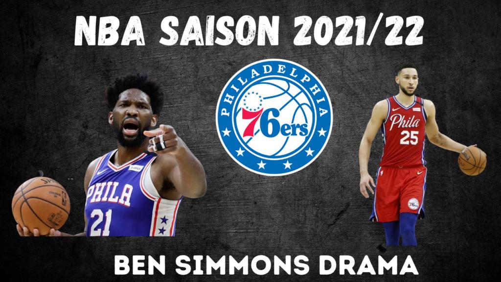 Ben Simmons Drama