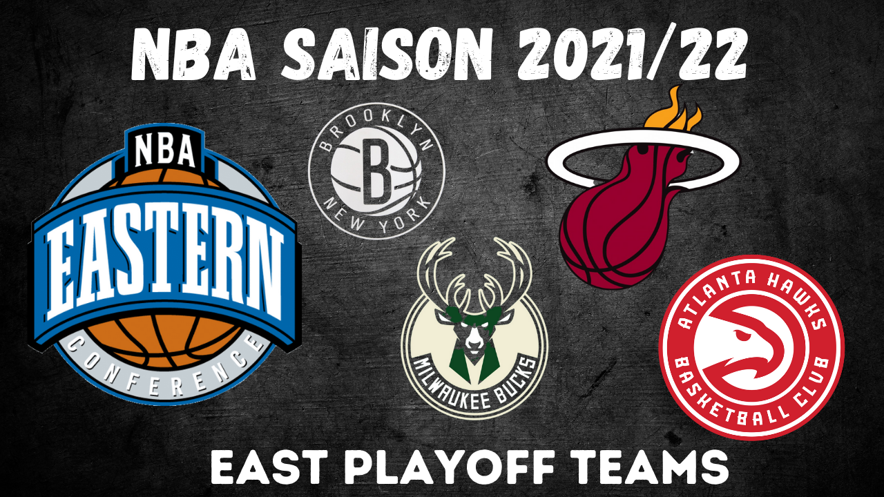 Eastern Conference Playoff Teams