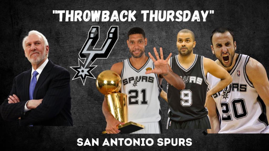 San Antonio Spurs 1999-2014