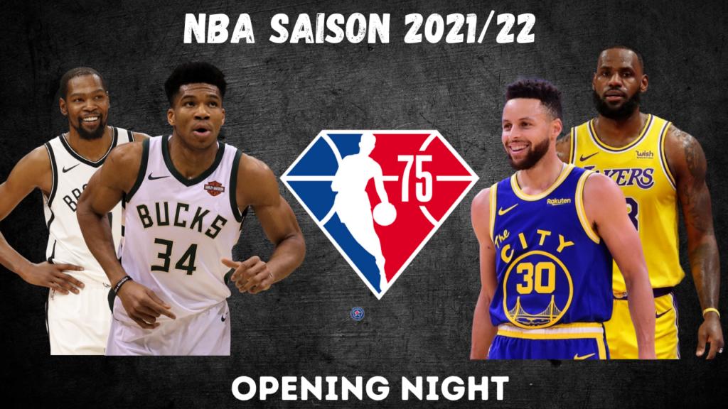 NBA Opening Night