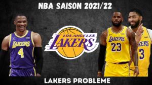 Die Los Angeles Lakers Probleme